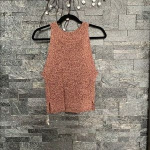 *Host Pick* Aritzia Wilfred Crevier Crop Knit Sweater Top